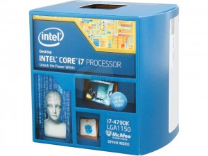 Intel Core i7-4790K 4Ghz for NVR