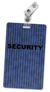 Security Badge